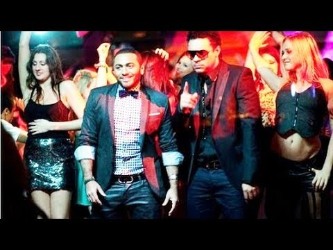 Tamer Hosny Ft Shaggy - Smile