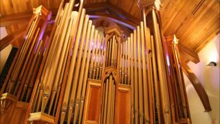 Church organ and church bell