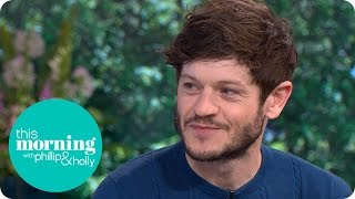 getlinkyoutube.com-Game Of Thrones' Iwan Rheon Would Like To Be Killed By Dragons | This Morning