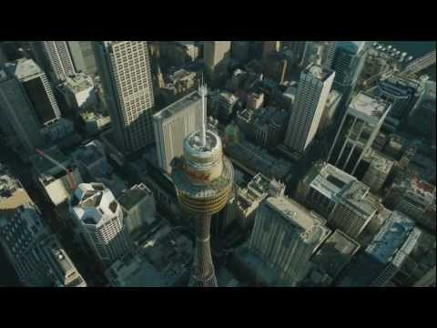 Sydney Tower Eye - 4D Cinema Trailer