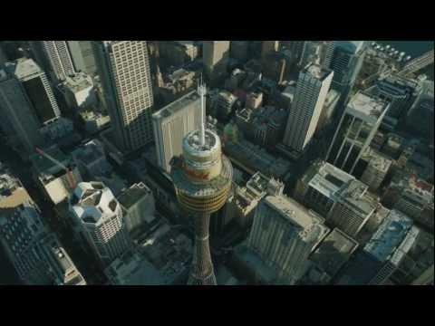 Sydney Tower Eye - 4D Cinema Trailer