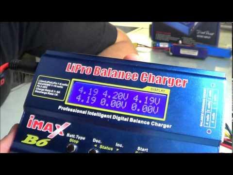 Aprenda sobre carregadores de baterias Lipo - Hobbie Brasil