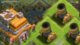 getlinkyoutube.com-Municipio 7: Tutorial completo Attacchi e Difese Clan war. FARMING