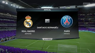 getlinkyoutube.com-Real Madrid - Paris SG [FIFA 16] | Ligue des Champions 2015-2016 (4ème Journée) | CPU Vs. CPU
