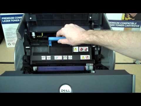 5100cn Color Laser Printer Printer Driver Is Not Installed