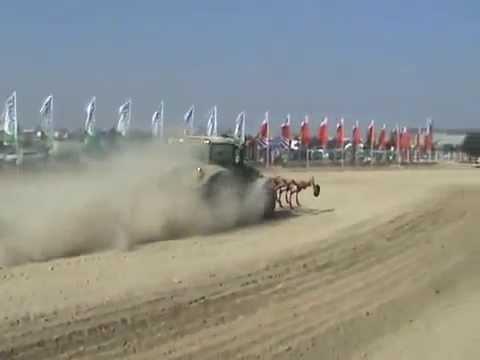 Demostraciones de tractores Fendt