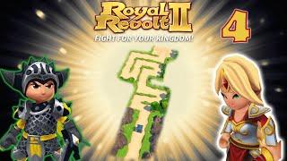 getlinkyoutube.com-Royal Revolt 2 - Test my Base #4
