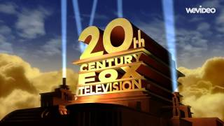 getlinkyoutube.com-Dream Logo Combos: Glass Ball Productions/Universal Television/20th Century Fox/Film Roman