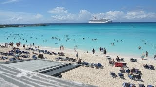 getlinkyoutube.com-Half Moon Cay (Little San Salvador) Cruise Private Island Video Tour and Slideshow