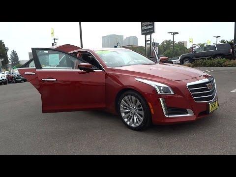 2016 Cadillac CTS Sedan Los Angeles, Woodland, Beverly Hills, Thousand Oaks, Van Nuys , CA 660059