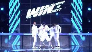 getlinkyoutube.com-[WIN : WHO IS NEXT] TEAM A 1st Battle Round 2 (Dance Battle) - Wedding Dress - TAEYANG