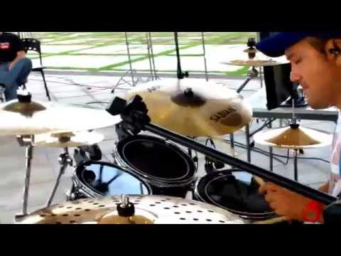 SABIAN, Tour Cymbal Vote 2013, Audio y música de tapachula PT3