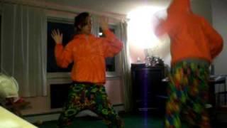 ... By: Buckwheat Boys! hahaha a veryy funny videoo, just dancing around.