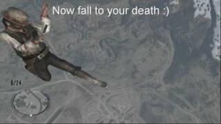 getlinkyoutube.com-Red Dead Redemption - MacFarlane's Ranch Super Jump Tutorial