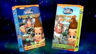 getlinkyoutube.com-The Adventures of Jimmy Neutron: Boy Genius VHS and DVD trailer (Version #2)