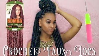 getlinkyoutube.com-Crochet Series | Faux Locs #ELEVATESTYLES