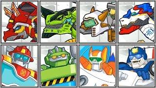 getlinkyoutube.com-Dino Robot Corps + Rescue Bots E04 - Full Game Play - 1080 HD