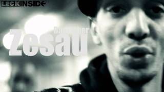 Leck inside épisode 3 - Making of du clip all in + freestyle avec zesau & badgame junior