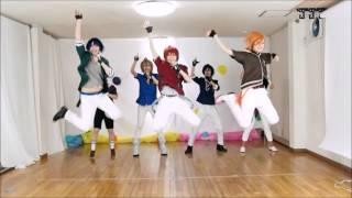 getlinkyoutube.com-【Stage☆ON】マジLOVEレボリューションズ【踊ってみた】