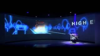 Daf XF Euro 6 - cyberprezentacja