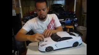 getlinkyoutube.com-unboxing Exceed rc madspeed drift car