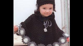 getlinkyoutube.com-VERY EASY crochet cardigan / sweater / jumper tutorial - baby and child sizes 36