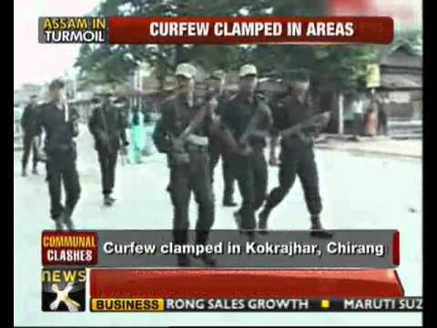 Assam communal violence: Death toll rises to 19, Army called in - NewsX