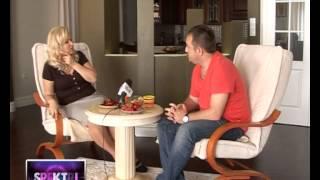 getlinkyoutube.com-Shyhrete Behluli intervista Spekter ne shtepine e saj