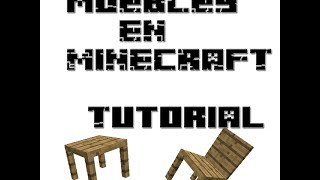 getlinkyoutube.com-Muebles para minecraft que se pueden usar, sin mod - tutorial comando 1.8 JuliPlay