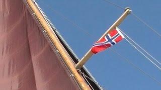 getlinkyoutube.com-Thorfinn segelt - nach Norwegen, Ostsee segeln Sommer 2014