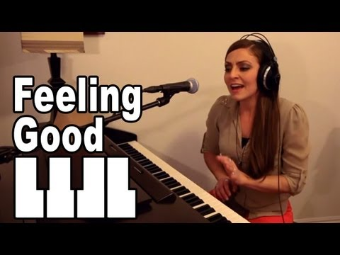 Feeling Good - Cover by Missy Lynn - Nina Simone, Michael Buble