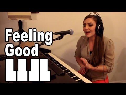 Feeling Good - Cover by Missy Lynn - Nina Simone, Michael Buble