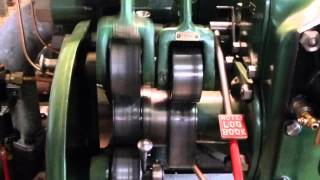 getlinkyoutube.com-Twin Ruston and Hornsby engine, great sound!