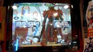 getlinkyoutube.com-ガンバライド005弾 仮面ライダーアクセルブースター:ブースタースラッシャー