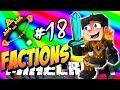 Minecraft FACTIONS VERSUS #18 BUILDING GOD BOW! - Treasure Wars S2