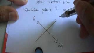 getlinkyoutube.com-Rumus Cepat Matematika SMP - Perbandingan Terbalik