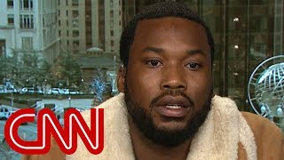 Rapper Meek Mill on his new album, Kanye and criminal justice reform width=
