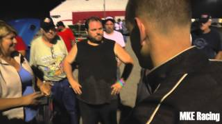 Car Craft Midnight Drags Great Lakes 2015