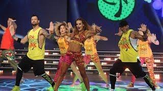 getlinkyoutube.com-Una ex participante bailó de sorpresa y revolucionó la pista