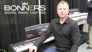 getlinkyoutube.com-Kawai ES110 Digital Piano UK Buyers Guide & Demonstration