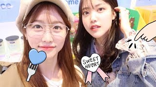 A Day with Apink Son Naeun? 손나은 데이트?! | Vlog #61