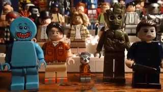 getlinkyoutube.com-9000 Subscribers Showcase! (Lego Michael Myers, FNAF, Pulp Fiction, Rick and Morty, and more!)