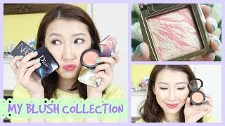 getlinkyoutube.com-我的胭脂收藏 My Blush Collection & Swatches (ENG SUBS) | BethniY