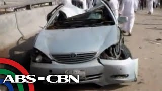 getlinkyoutube.com-Pinoy driver questioned by Saudi police over tanker blast