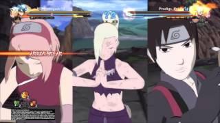 getlinkyoutube.com-Naruto Storm 4 Player Match - Sarada vs Ino