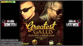 Sean Paul - Greatest Gallis (ft. Beenie Man)
