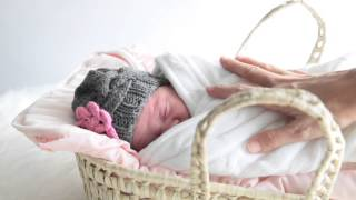 Ropa para bebés recién nacidos. Gorros de ganchillo, de crochet hechos a mano.