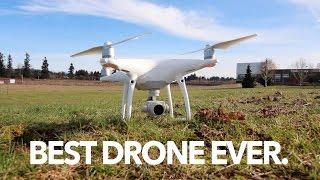 getlinkyoutube.com-DJI PHANTOM 4 PRO - BEST DRONE EVER