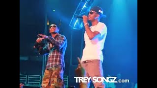 Lupe fiasco - Out of my head live (ft. trey songz)