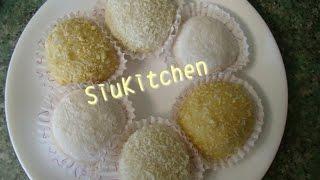 getlinkyoutube.com-[Eng-Recipe] How to make peanut mochi (花生糯米糍)